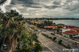 cuba cienfuegos palacio de valle view backpacker backpacking travel