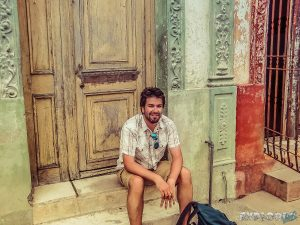 cuba cienfuegos streets backpacker backpacking travel 2