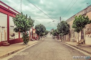 cuba cienfuegos streets backpacker backpacking travel