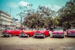 cuba havana parque central backpacker backpacking travel