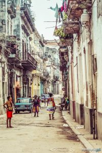 cuba havana streets backpacker backpacking travel