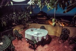 cuba trinidad casa particular jesus fernandez dinner backpacker backpacking travel