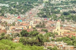 cuba trinidad cerro de la vigia radio tower backpacker backpacking travel