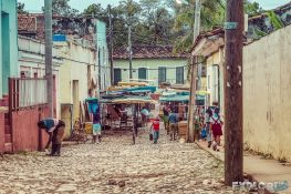 cuba trinidad market backpacker backpacking travel