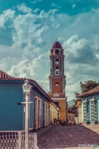 cuba trinidad san francisco de asis church backpacker backpacking travel