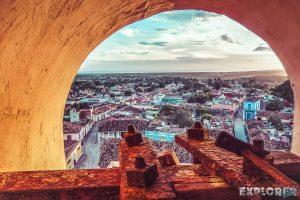 cuba trinidad san francisco de asis tower church backpacker backpacking travel