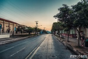 cuba vinales streets morning backpacker backpacking travel