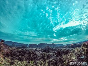 cuba vinales sunrise mirador backpacker backpacking travel