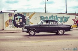cuba havana oldtimer graffiti backpacker backpacking travel