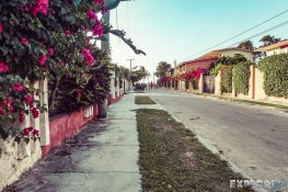 cuba varadero beach road backpacker backpacking travel