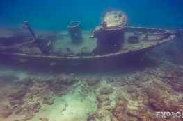 cuba varadero beach scuba dive caribe wreck backpacker backpacking travel