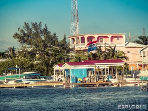 Belize Caye Caulker San Pedro Immigration Backpacker Backpacking Travel 4