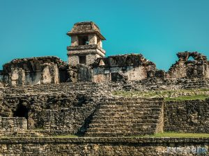 Mexico Palenque Temple Backpacking Backpacker Travel 3