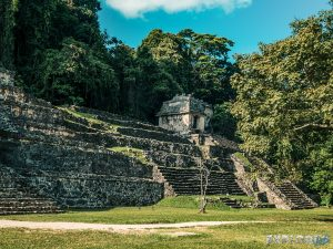 Mexico Palenque Temple Backpacking Backpacker Travel 5