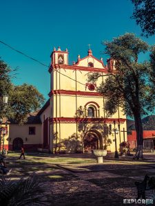 Mexico San Cristobal De Las Casas Templo de San Francisco Backpacker Backpacking Travel