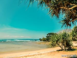 Indonesia Bali Nusa Dua Beach Backpacking Backpacker Travel