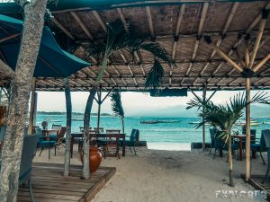 Indonesia Gili Trawangan Bar Backpacker Backpacking Travel 2