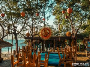 Indonesia Gili Trawangan Bar Backpacker Backpacking Travel