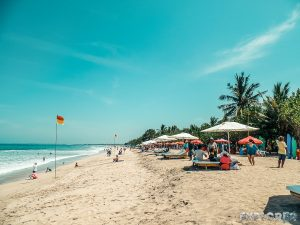 Indonesia Kuta Beach Backpacker Backpacking Travel