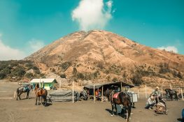 Indonesia Probolinggo Mount Bromo Sea Of Sand Segara Wedi Backpacking Backpacker Travel 3