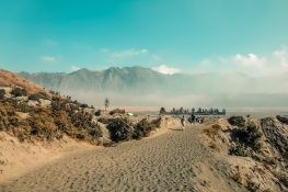 Indonesia Probolinggo Mount Bromo Sea Of Sand Segara Wedi Pura Luhur Poten Backpacking Backpacker Travel 3