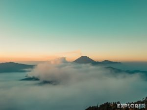 Indonesia Probolinggo Mount Bromo Sunrise Backpacking Backpacker Travel
