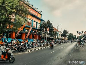 Indonesia Yogyakarta Backpacking Backpacker Travel 2