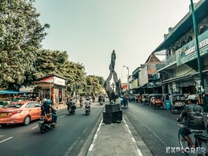 Indonesia Yogyakarta Backpacking Backpacker Travel 4