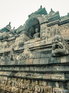 Indonesia Yogyakarta Borobudur Budda Temple Backpacking Backpacker Travel 2