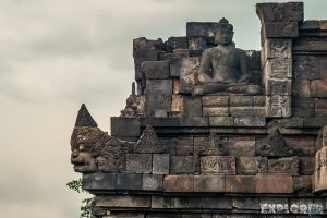 Indonesia Yogyakarta Borobudur Budda Temple Backpacking Backpacker Travel 3