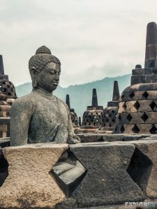 Indonesia Yogyakarta Borobudur Budda Temple Backpacking Backpacker Travel 4