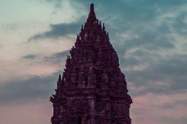 Indonesia Yogyakarta Prambanan Temple Sunset Backpacking Backpacker Travel 4