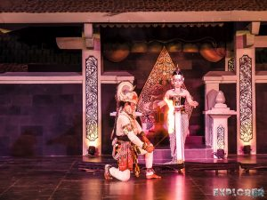 Indonesia Yogyakarta Ramayana Ballet Backpacking Backpacker Travel