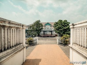 Indonesia Yogyakarta Sultan Palace Backpacking Backpacker Travel 3