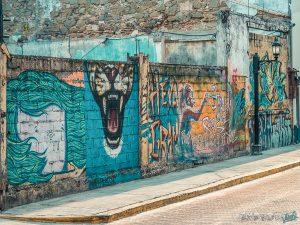 Panama City Graffiti Backpacker Backpacking Travel 2