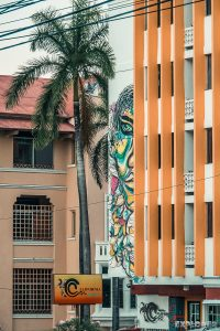 Panama City Graffiti Backpacker Backpacking Travel 5