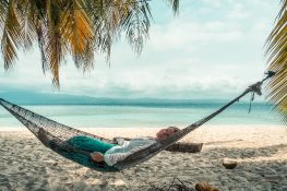 Panama San Blas Kuna Yala Isla Aroma Hammocks Backpacking Backpacker Travel
