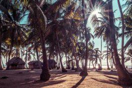Panama San Blas Kuna Yala Isla Aroma Huts Backpacking Backpacker Travel 2