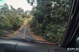 Panama San Blas Kuna Yala Jeep Road Backpacking Backpacker Travel 2