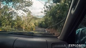 Panama San Blas Kuna Yala Jeep Road Backpacking Backpacker Travel