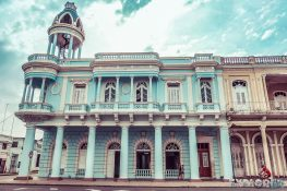 cuba cienfuegos Palacio Ferrer backpacker backpacking travel
