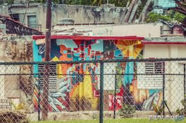 cuba cienfuegos graffiti backpacker backpacking travel