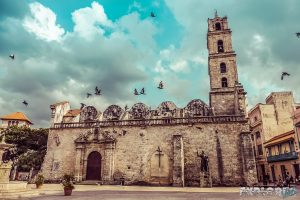 cuba havana Basilica San Francisco de Asis backpacker backpacking travel