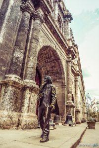 cuba havana Basilica San Francisco de Asis backpacker backpacking travel