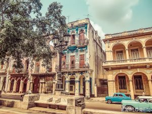 cuba havana prado street backpacker backpacking travel