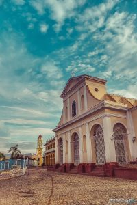 cuba trinidad Church of the Holy Trinity backpacker backpacking travel