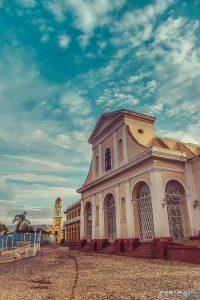 cuba trinidad Church of the Holy Trinity backpacker backpacking travel