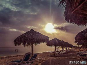 cuba trinidad playa ancon backpacker backpacking travel