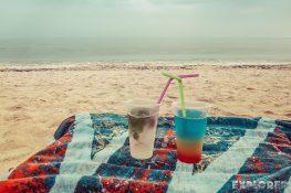 cuba trinidad playa ancon cocktails backpacker backpacking travel