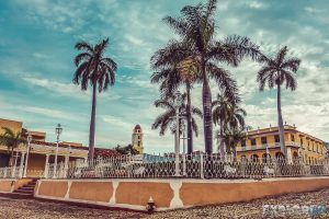 cuba trinidad plaza major backpacker backpacking travel